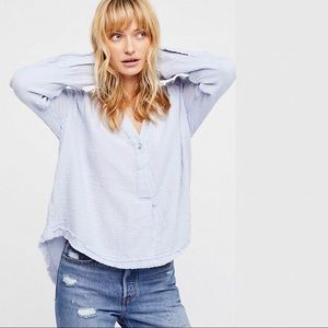 FREE PEOPLE Changing Horizons Pullover NWT